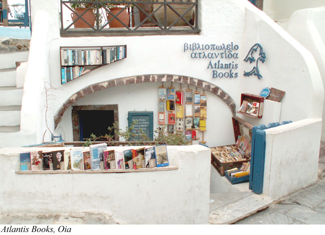 Atlantis Books: is this the coolest bookshop in the world?