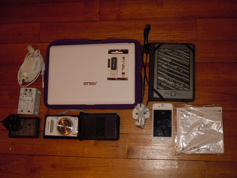 RTW packing list technology