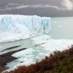 Congealed at Perito Moreno Glacier, Argentina's ice giant