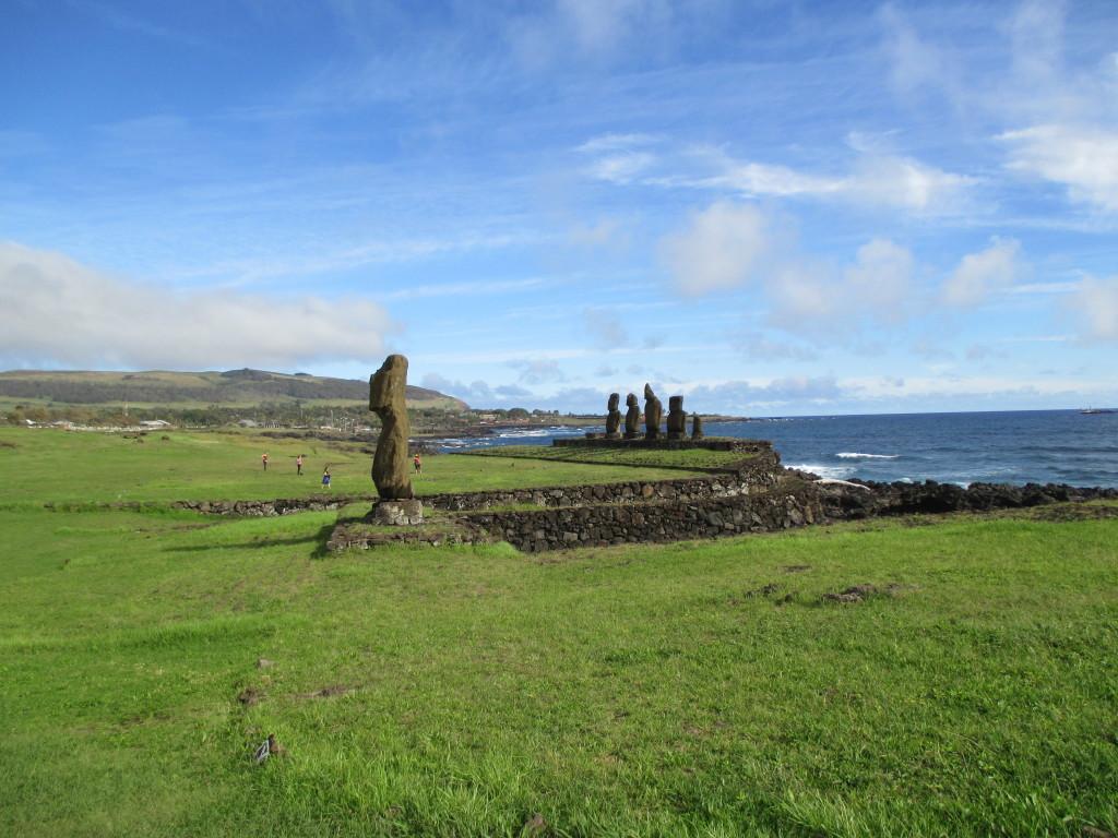 Rapa Nui Tahai overview