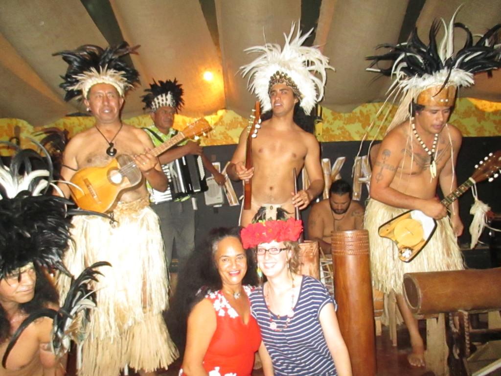 Kari Kari band, Easter Island