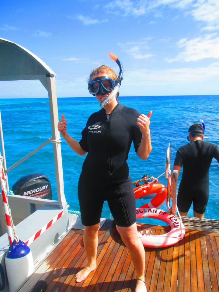 Great Barrier Reef diving, Cairns Australia
