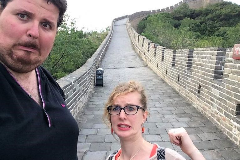 hiking-great-wall-china-badaling-no-crowds