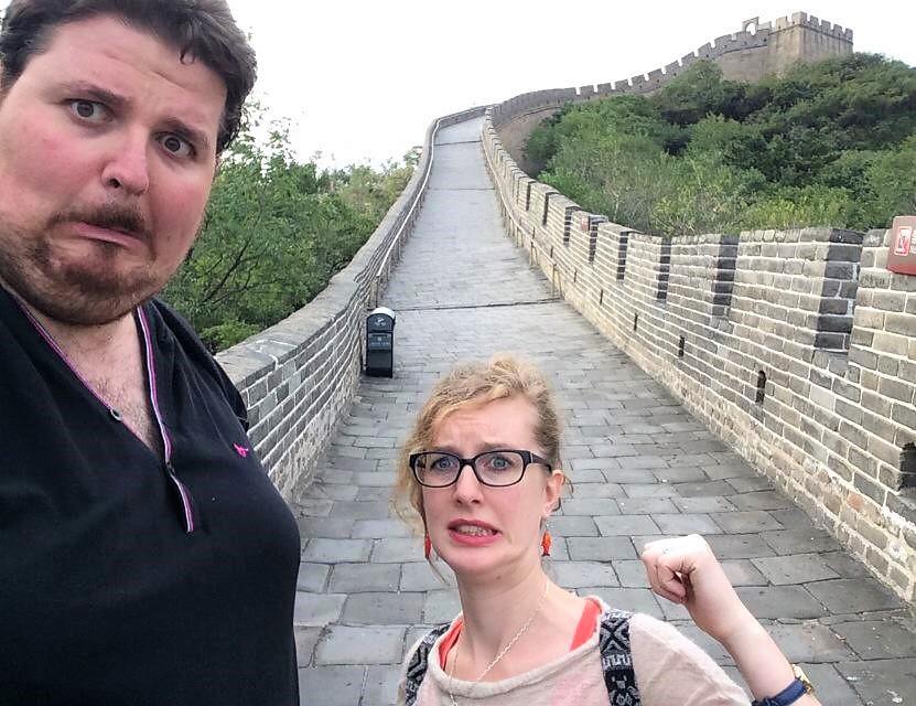 hiking-great-wall-china-badaling-no-crowds