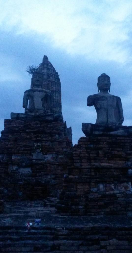 Wat Chaiwattanaram Buddhas