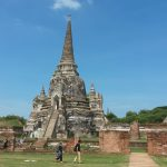 Feeling Like Indie in Ayutthaya, Thailand