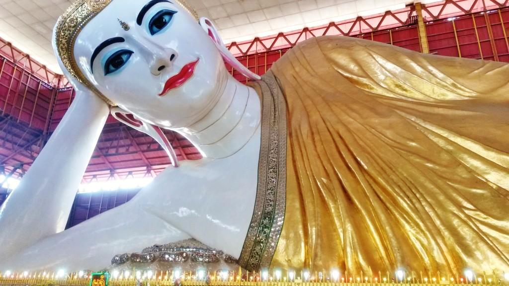 Yangon Reclining Buddha