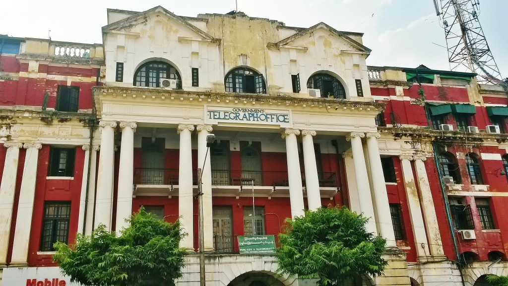 Yangon Government Telegraph Office
