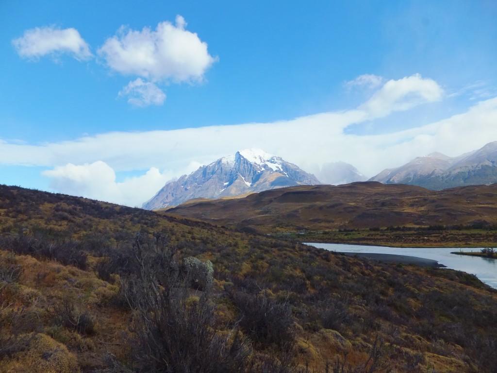 Laguna Amarga in Chile's Torres del Paine National Park