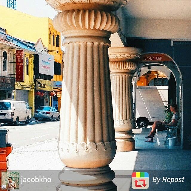 Kuala Lumpur Malaysia columns