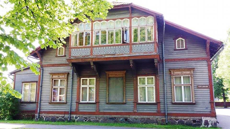 Tiia Guesthouse, Parnu Estonia