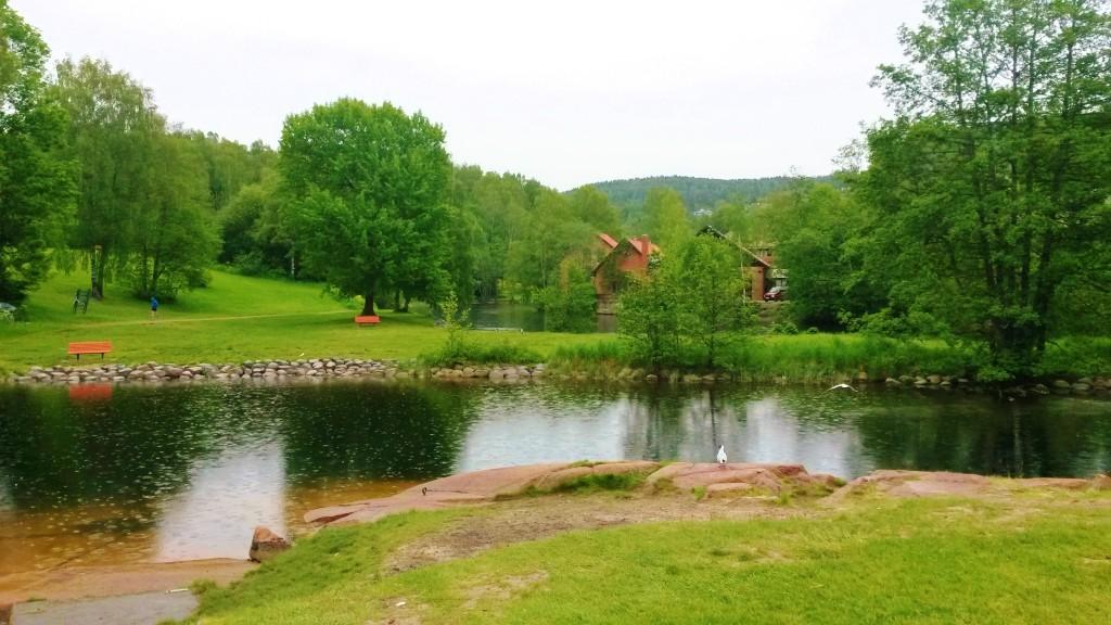 Akerselva river park, Oslo