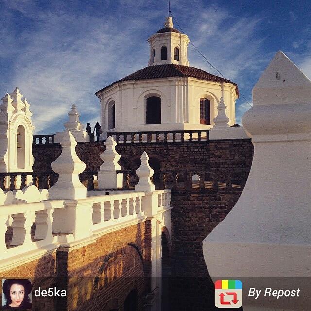 San Felipe Convent of Sucre, Bolivia