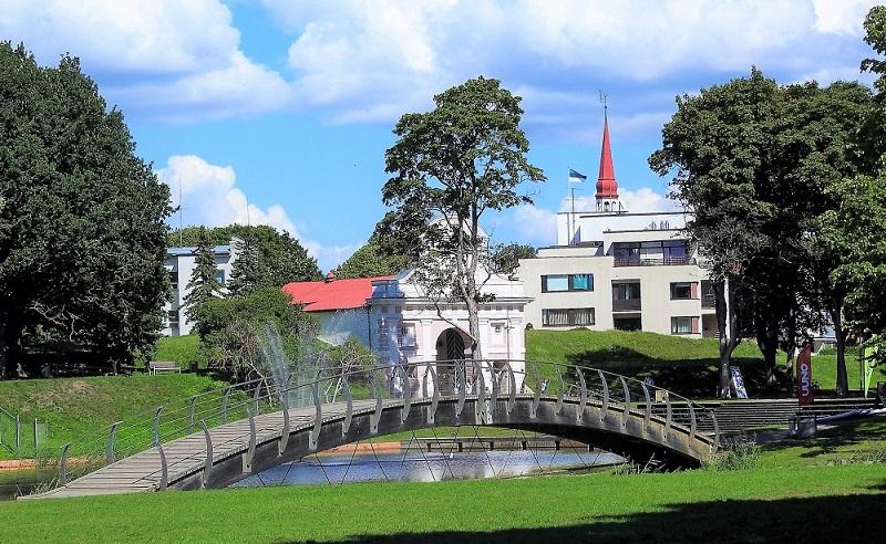 Pärnu-Park-Estonia