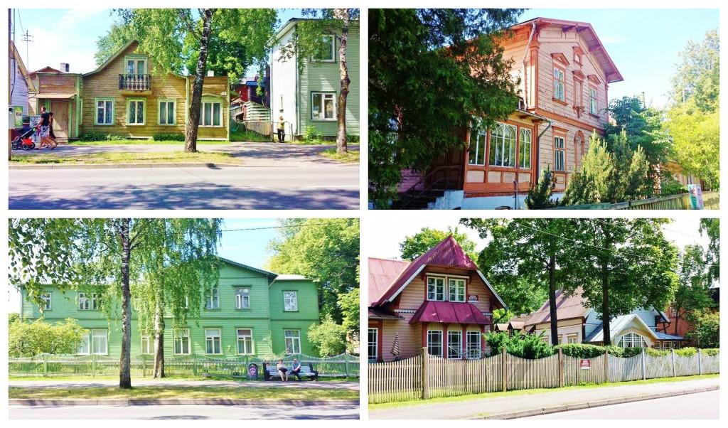 Parnu residential park, Estonia