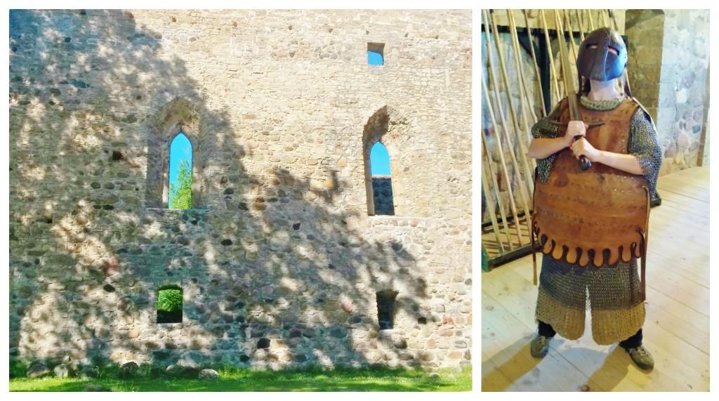 Sigulda Castle medieval experience, Latvia