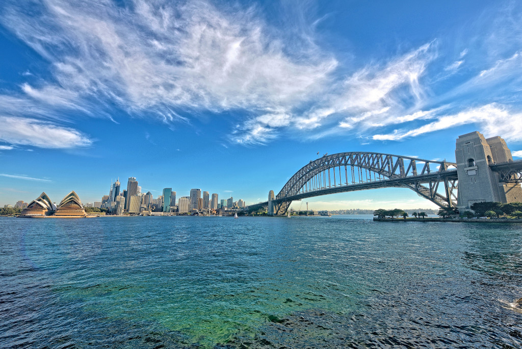 The Sydney Harbour - Picture by Jason James via Flickr