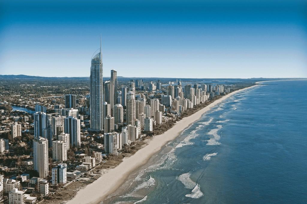 Australia's Gold Coast, Oceania - Picture via Pexels