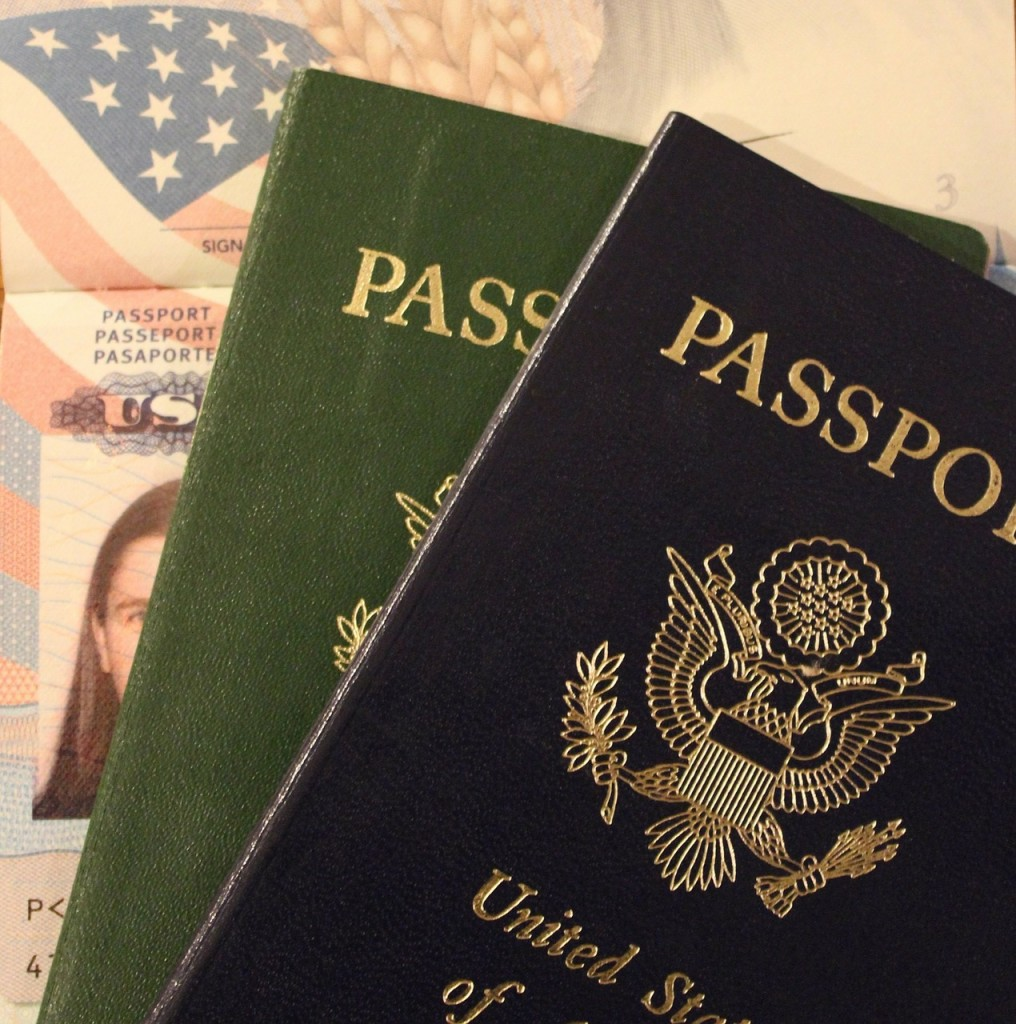 Be passport ready!