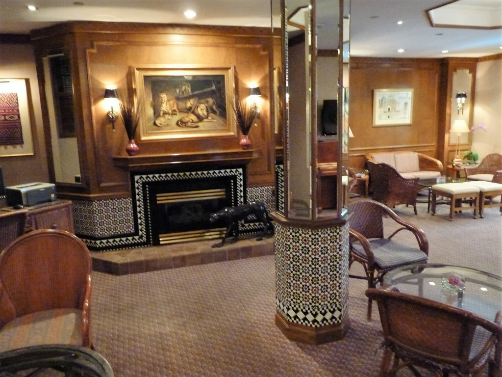 The Hotel Casablanca lobby - Image by Ken Levine Images via Flickr