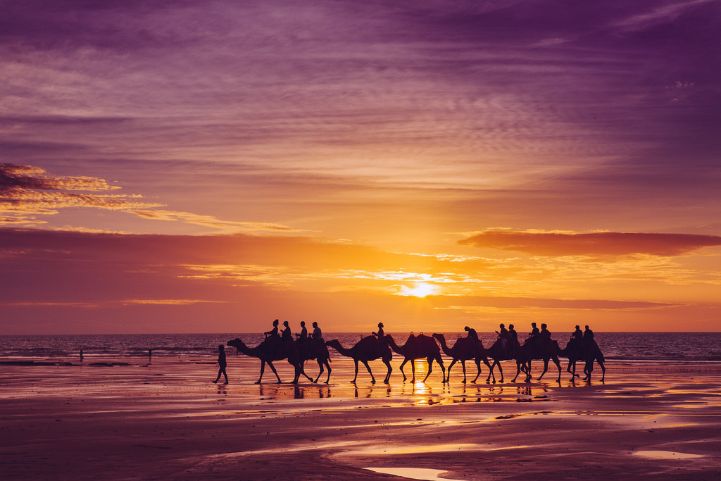 Cable Beach - Photo by Josh Janssen via Flickr