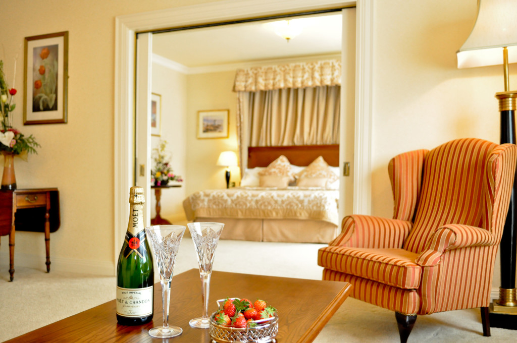 How about this luxury suite?! - Image by AA Ireland via Flickr