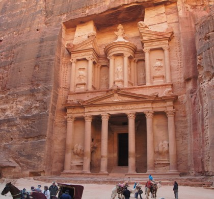 The wonders of Petra
