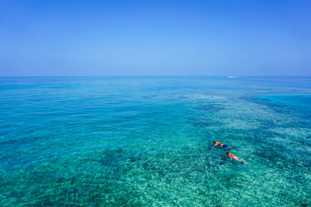 sea-snorkeling-gap-year-holiday