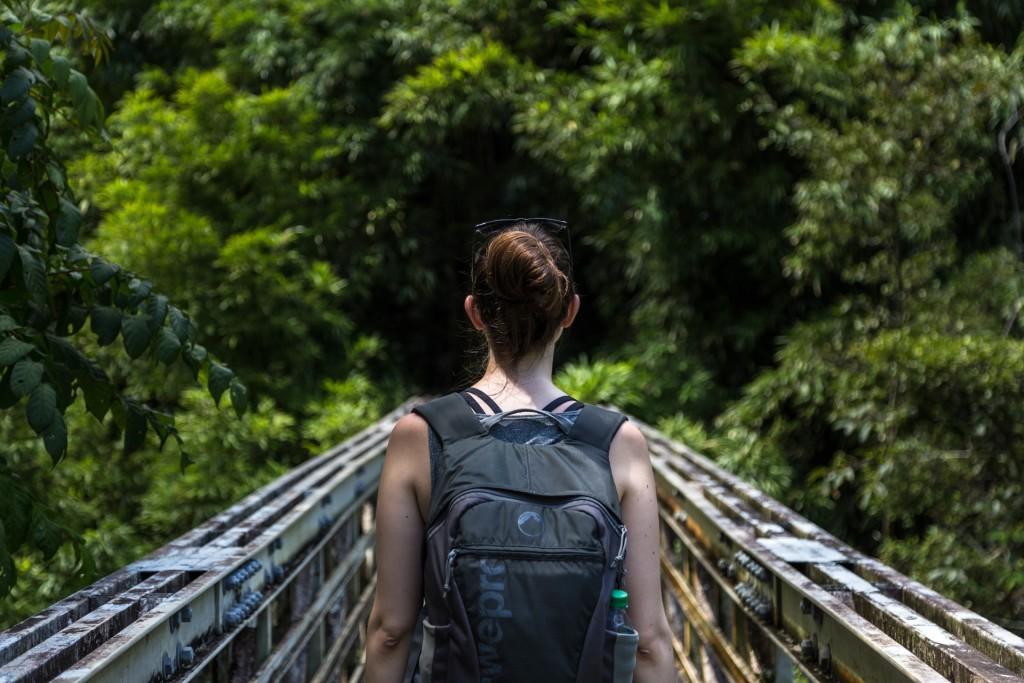 backpacker backpacking