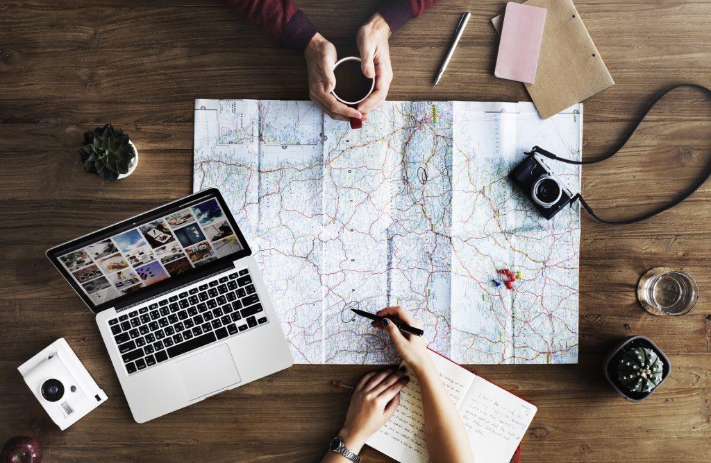 planning-American-road-trip