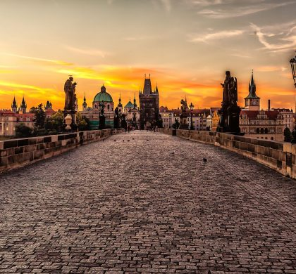 Prague Makes for a Perfect Autumn Getaway
