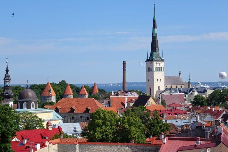 Visit Baltic states Tallinn Estonia