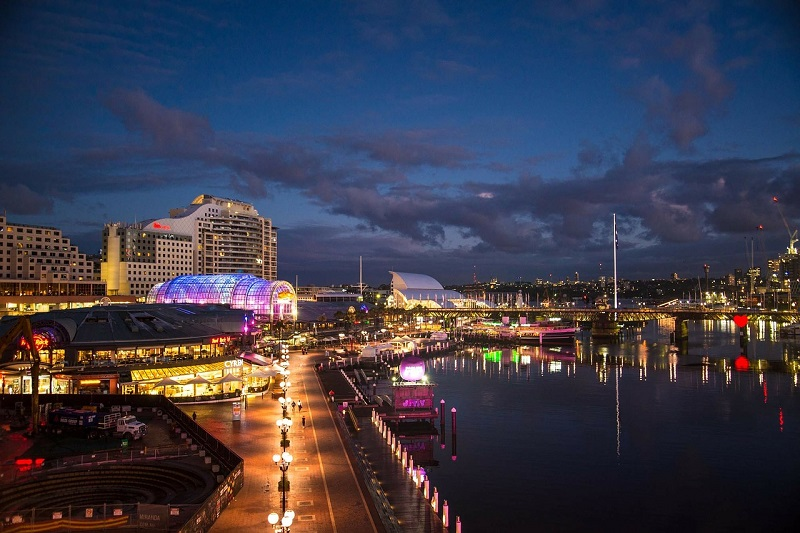 Unmissable places to visit in Sydney Darling Harbour