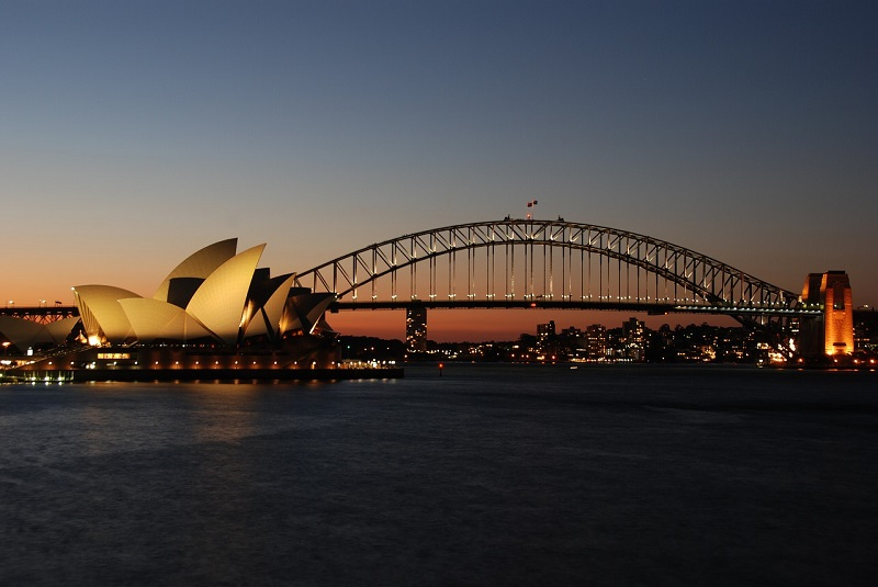 Unmissable places to visit in Sydney Harbour Bridge