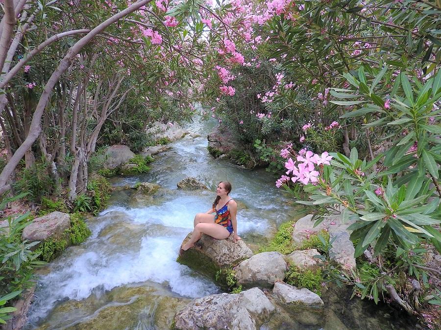 Top things to do in Benidorm Algar waterfalls