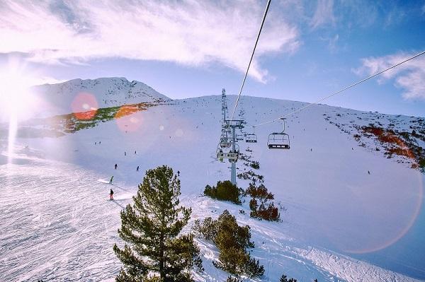 european ski resorts bansko bulgaria