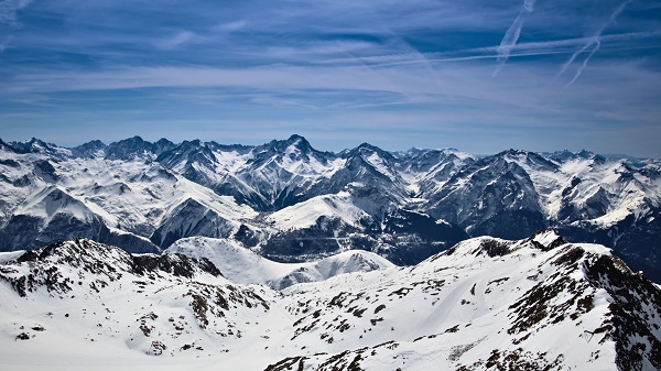 winter resorts in europe alpe dhuez france